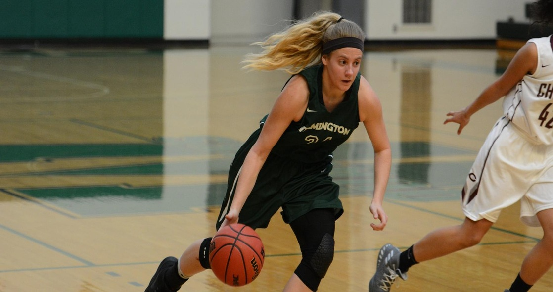 Women's Basketball Travels to MSJ for Final Non-Conference Contest of Season