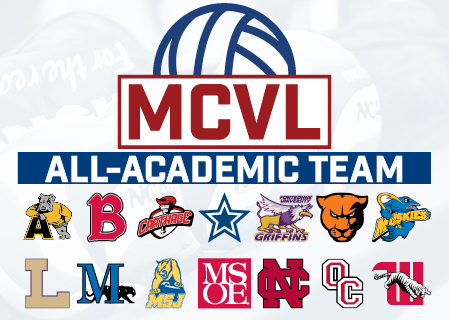 MCVL All-Academic Team Announced