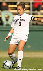 SCU Alum Brittany Klein Gives US U-23 1-0 Victory Over Switzerland