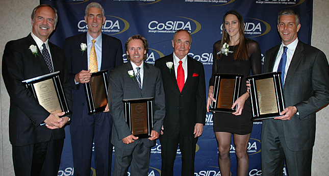 Dr. Todd Olsen Inducted into the Capital One CoSIDA Academic All-America Hall of Fame