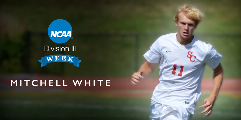 Division III Week Profile: Mitchell White