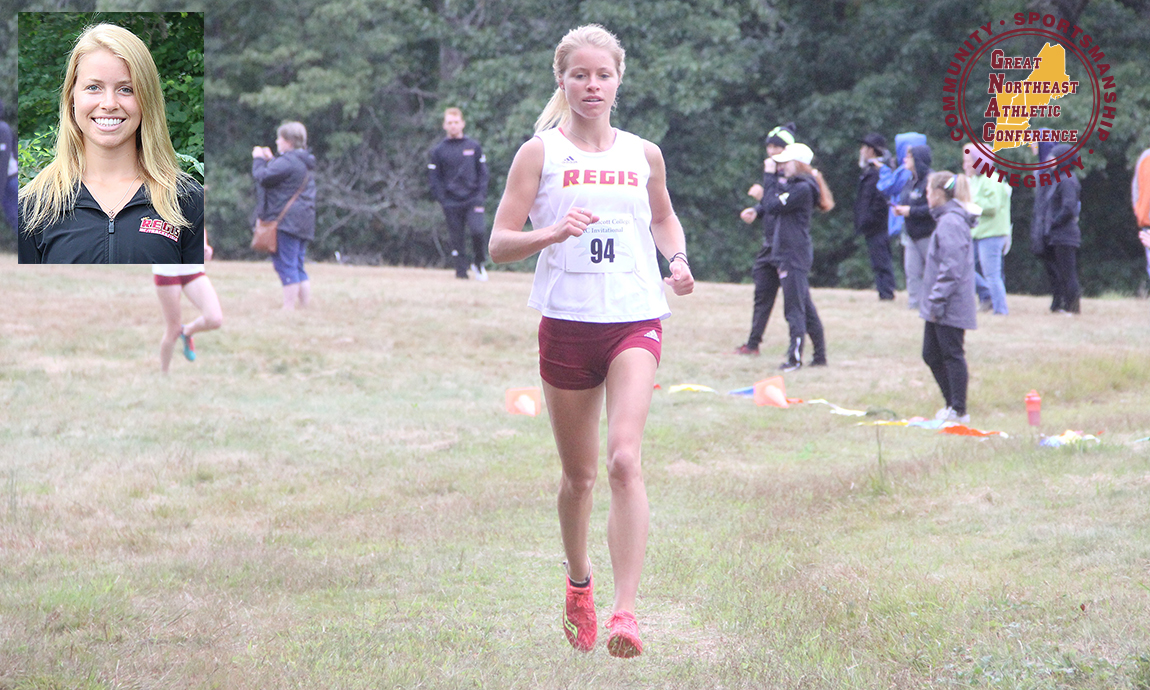 Maggie Mann Named GNAC Runner of Week