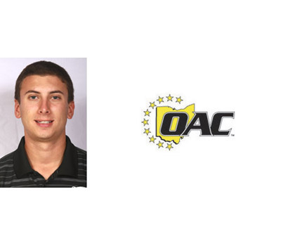 Tom Repicky earns All-Conference honors as Men's Golf finishes fourth at 2011 OAC Championships