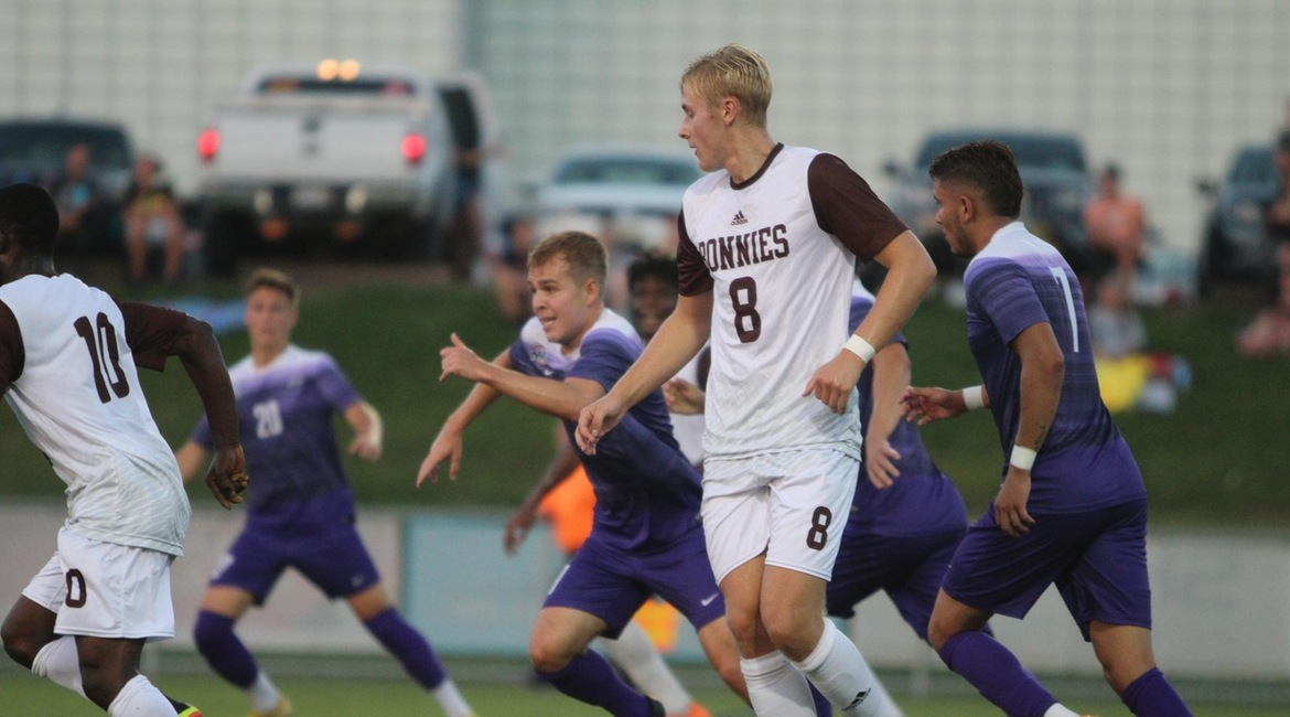 Bonnies Upended By Hawks, 3-0