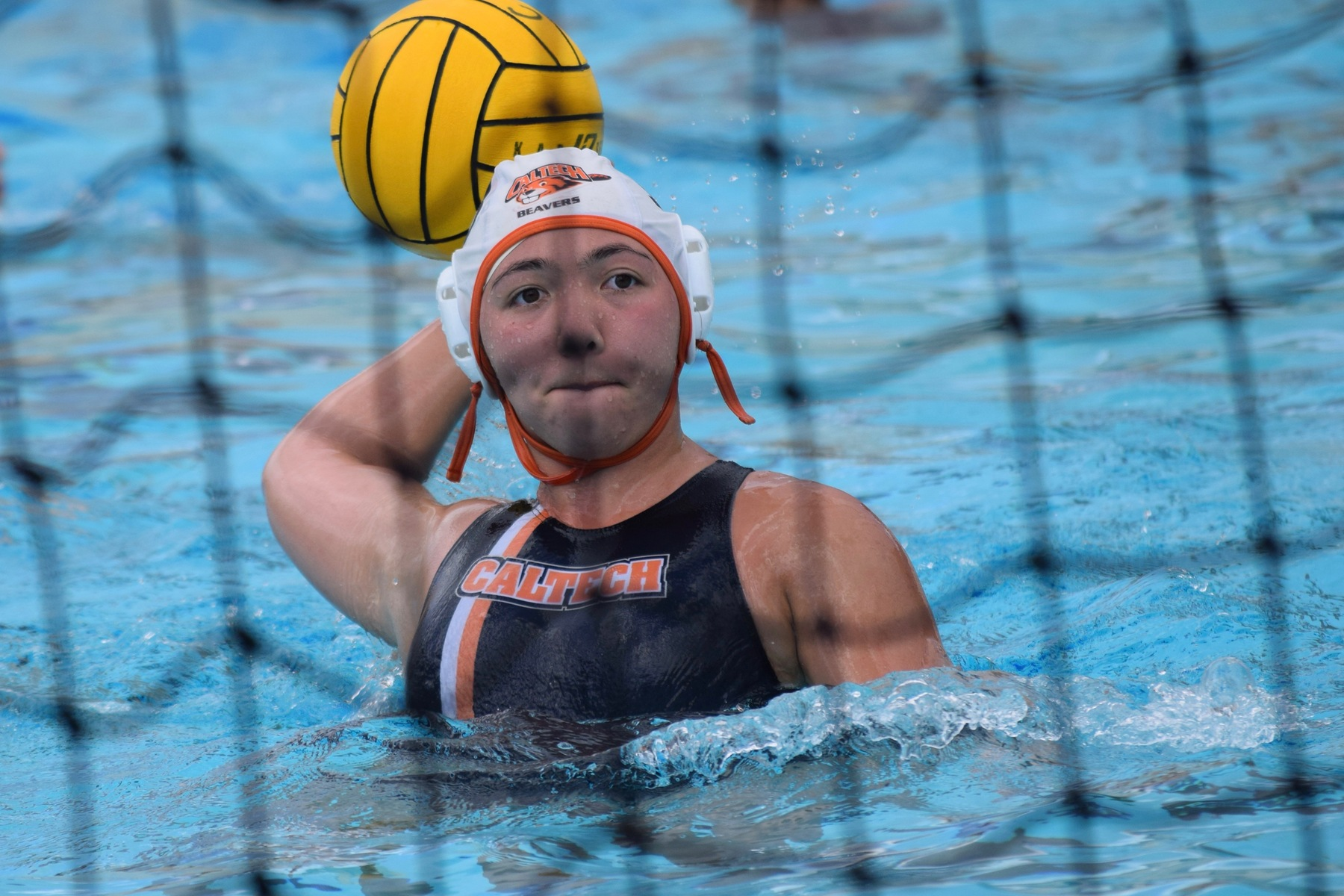 Women's Polo Battles to Double-Digit Goals in Chapman Visit