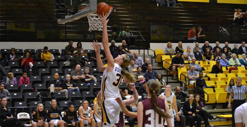 Women's Basketball Travels to Cross-Town Rival Coppin State
