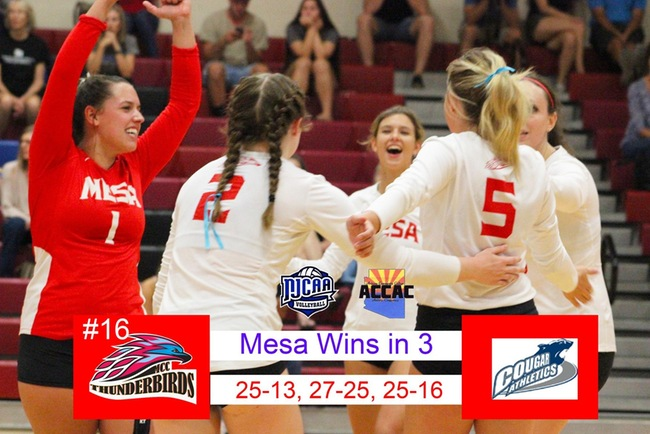 Bounce Back Victory for #16 Mesa Over South Mountain Friday Night