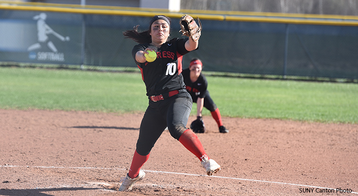 Season-Opening Win For Wells Softball