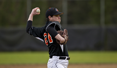 Baseball Splits With Puget Sound
