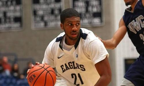 Eagle Men Escape Randolph With 51-50 Win; Improve to 9-1