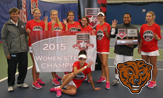 Women's Tennis, Oct 23 & 24