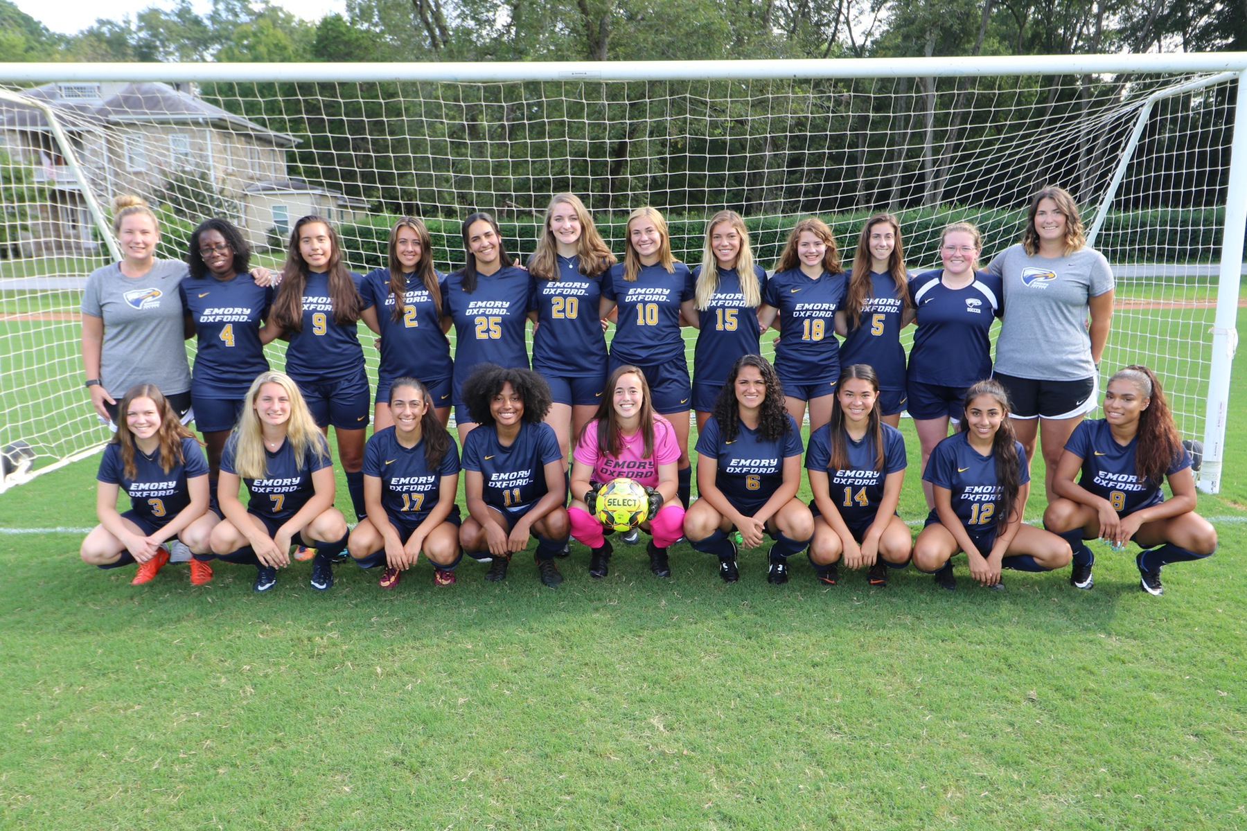 Women's Soccer Ends Season In Regional Championship