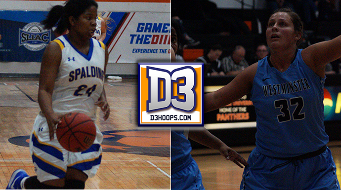 Adams and Martin Honored by D3hoops.com