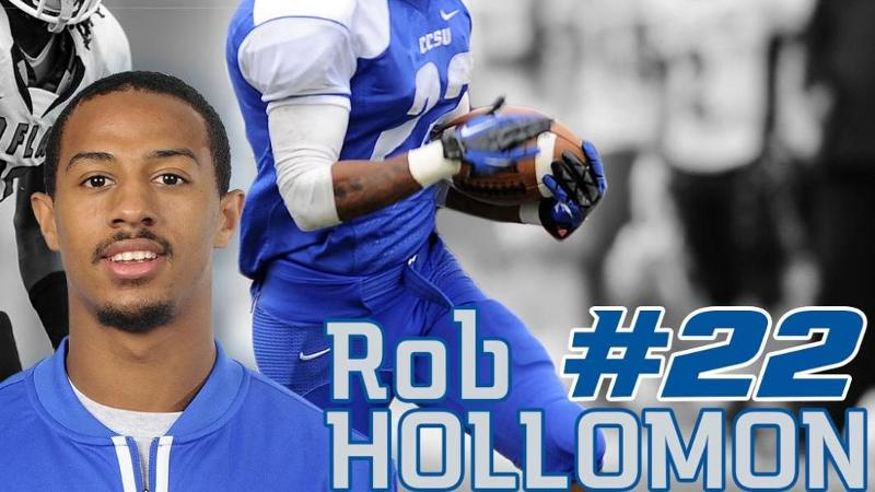 Hollomon Named Preseason All-America