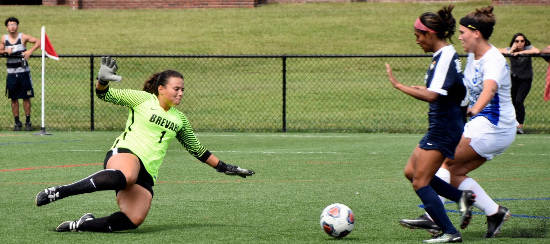 Rebeccah Rojas Picks Up USA South Defensive Player of the Week Honors