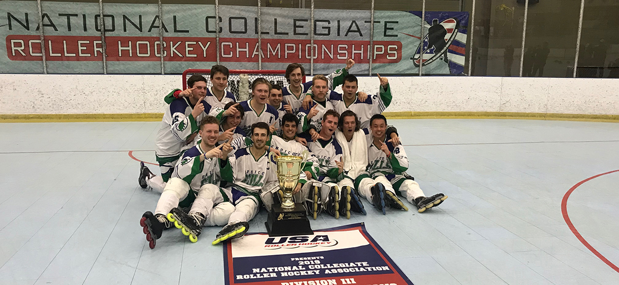 NATIONAL CHAMPS! Roller Hockey Captures NCRHA D3 National Title