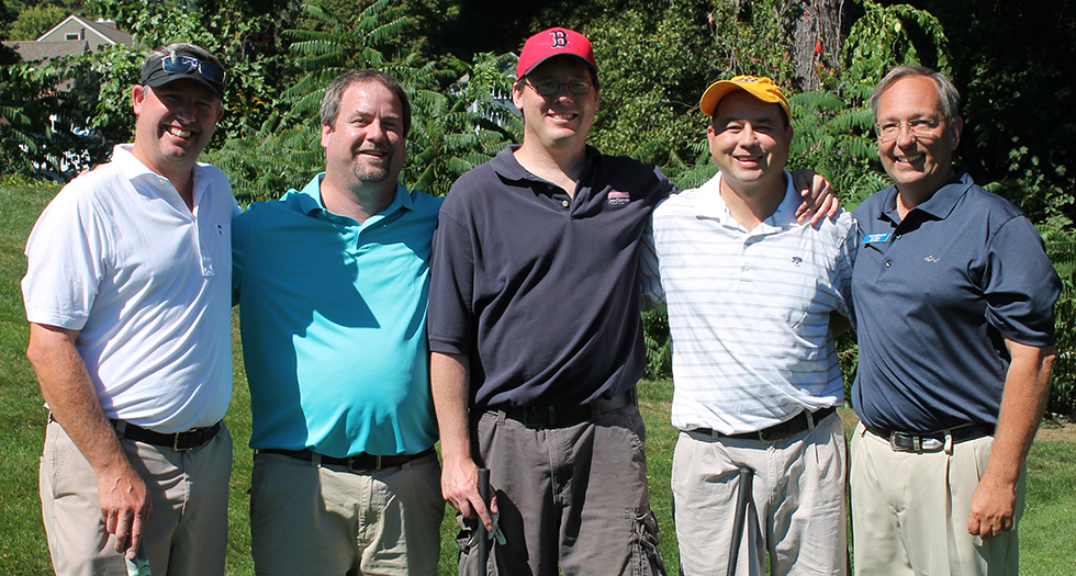 Athletics Hosts 19th Annual Friends of Athletics Golf Tournament