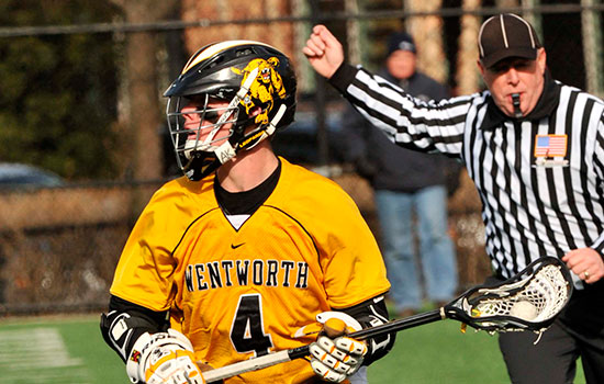 Men's Lacrosse Falls to Roger Williams