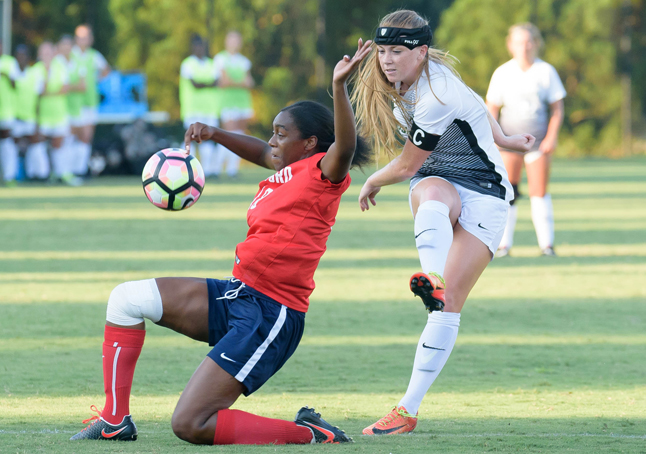 Spartans Shut Out by Gardner-Webb
