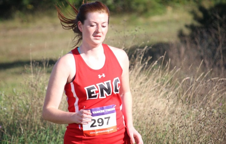 Women's Cross Country Competes at Suffolk Invitational