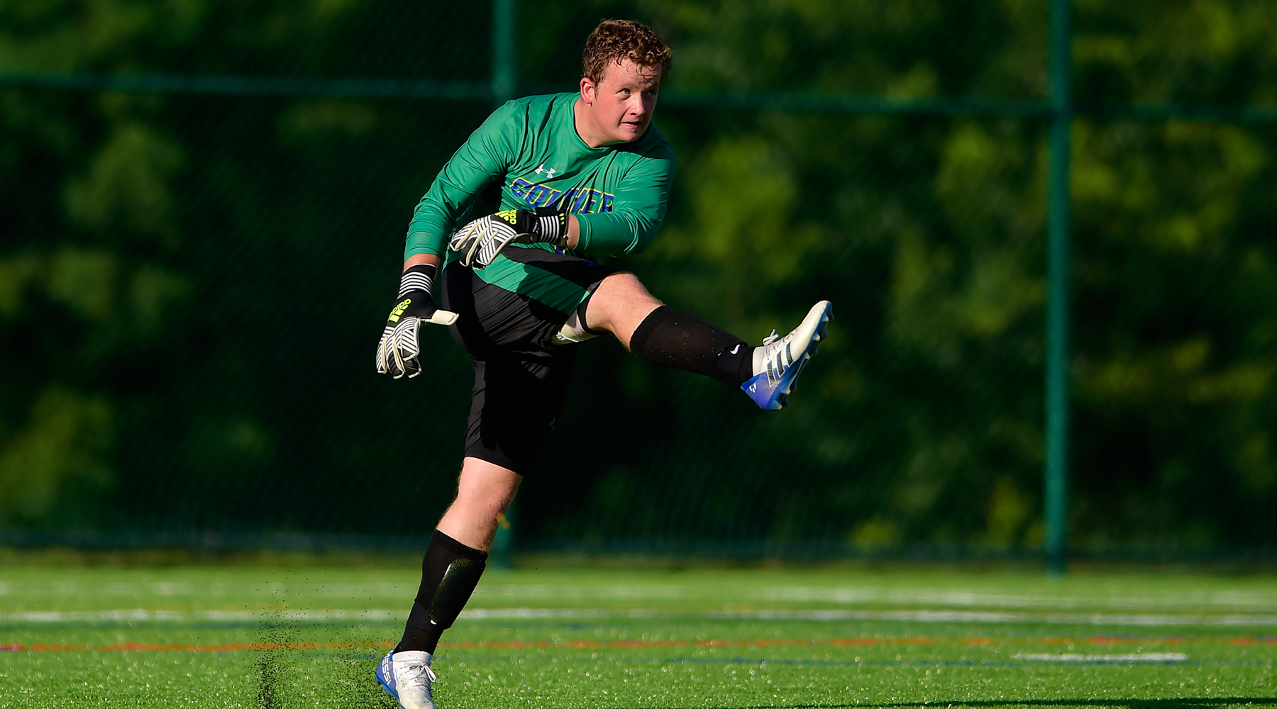 Daniel Hendry Nabs Landmark Conference Men's Soccer Defensive Athlete of the Week Honors