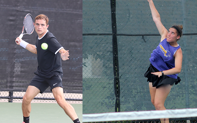 Tennis Opens Season At the ASC Individuals
