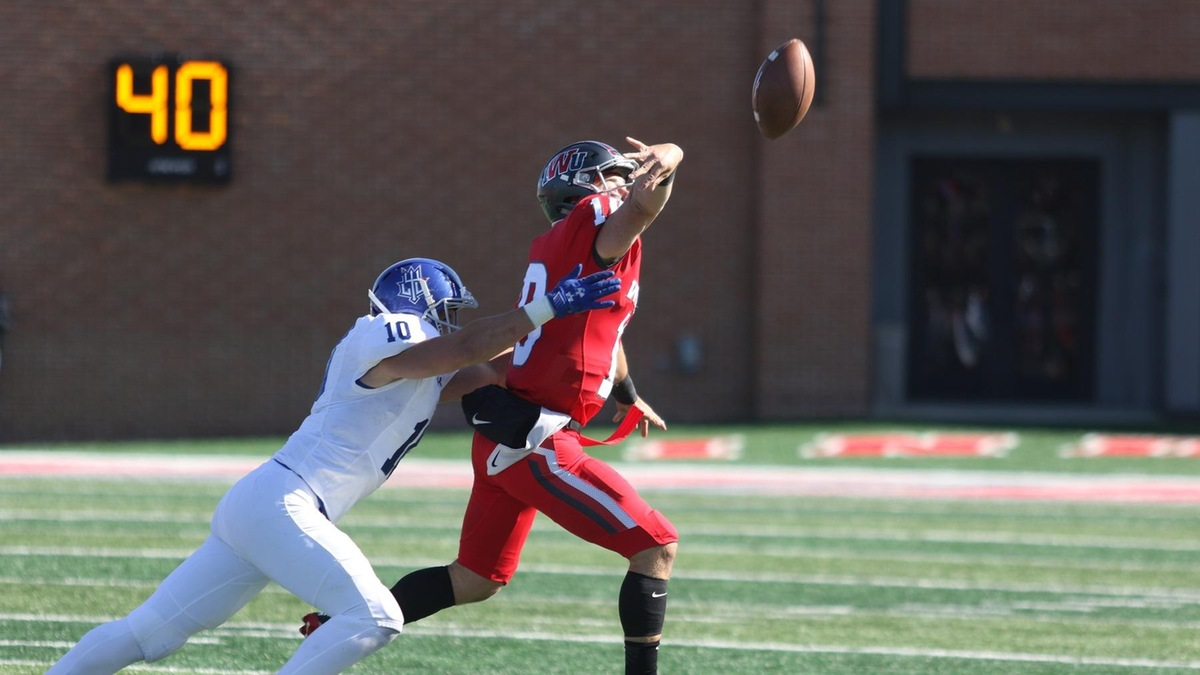 Lawrence Tech Opens Mideast League Play with a 45-10 loss at Indiana Wesleyan on Saturday Afternoon