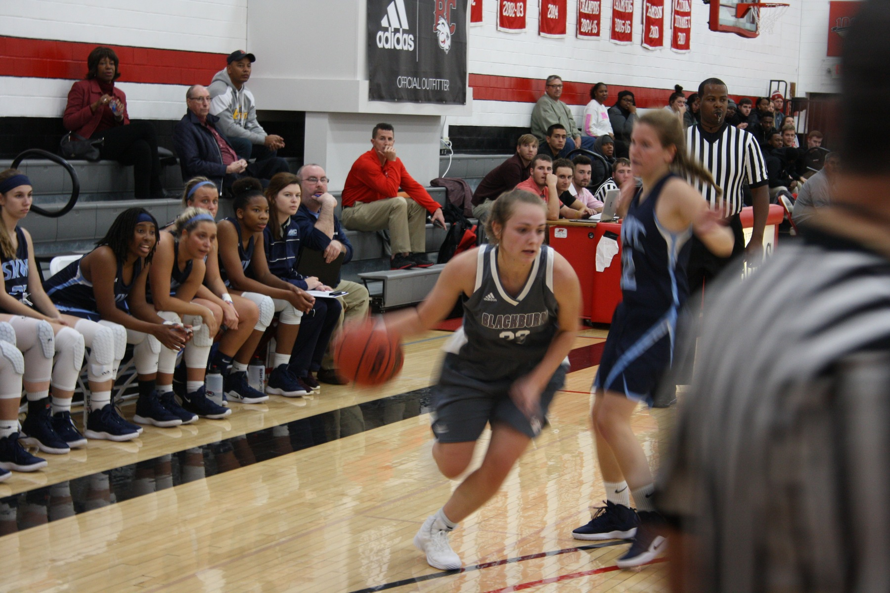 Blackburn Beavers come up short against St.Mary-Woods college