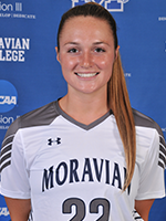 Co Rookie of the Year - Sara Cassel, Moravian