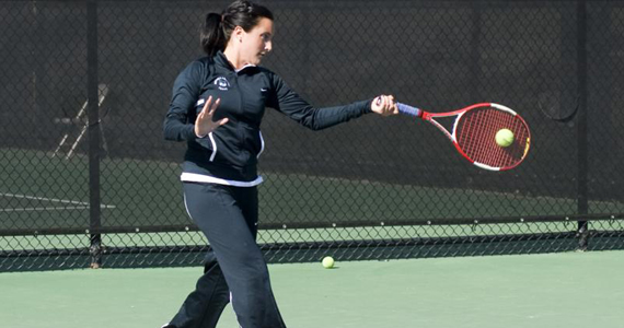 Women's Tennis Topples Clark Atlanta, 9-0