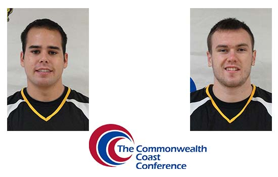 Mayo, Johnson Earn All-CCC Honors