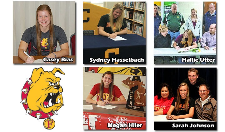 Bulldog Softball Announces Recruiting Class