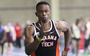2015 Men's Indoor Track & Field Athletes of the Week - No. 4