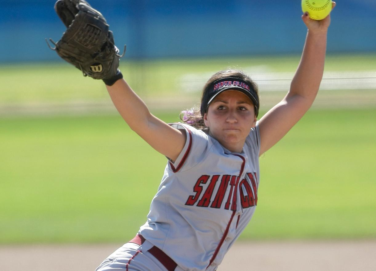 Future Looks Promising for Briana Rios and Bronco Softball