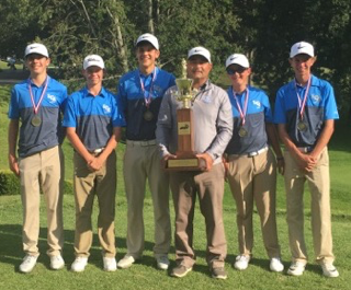 Boys Golf Wins 5th All A State Championship; Preston Takes Individual Crown