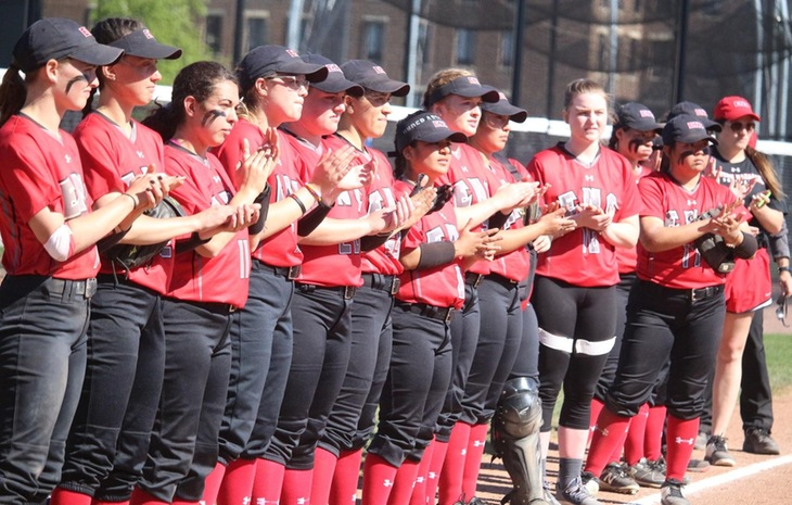 Softball Earns Seven Easton/NFCA All-America Scholar-Athlete Nods