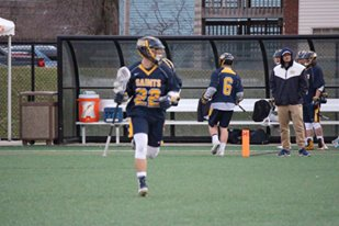 #6 Men's Lacrosse Rally Comes Up Short at UM-Dearborn