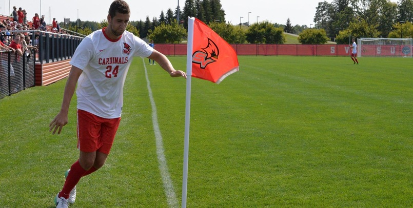 No. 13 Men's Soccer Draws With Tiffin in League Action