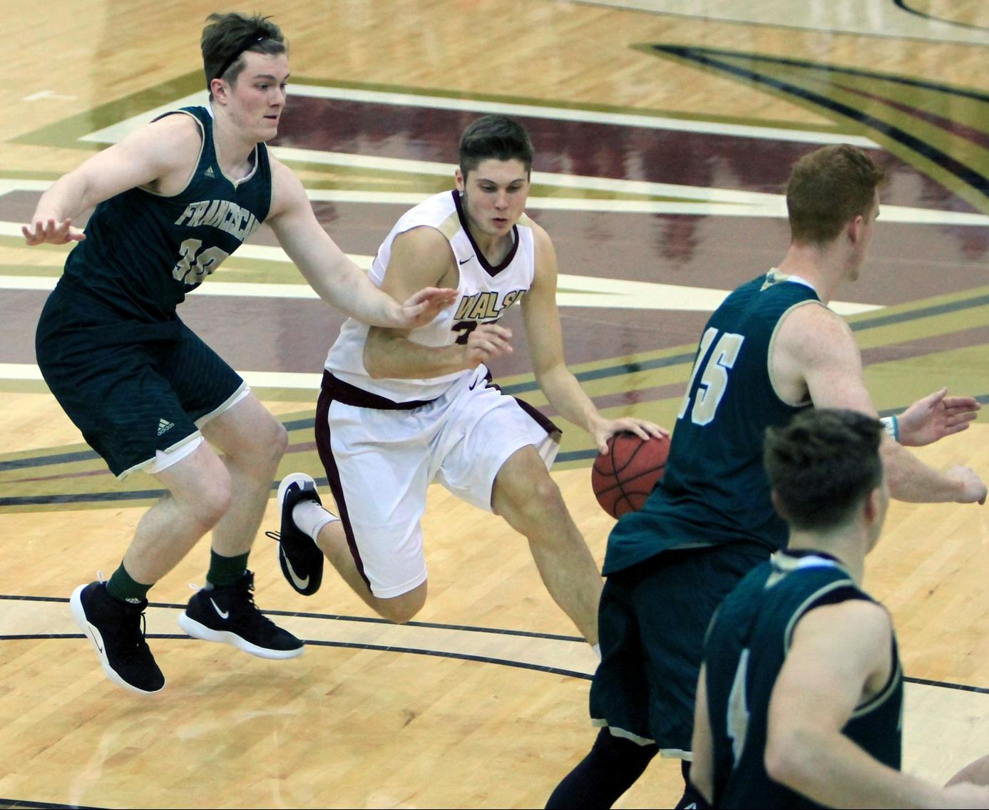 Cavs Split on the Road Following 67-63 Loss at Trevecca