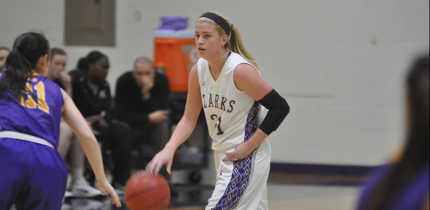 Lady Eagles' Three-Point Effort Not Enough Against Hardin-Simmons