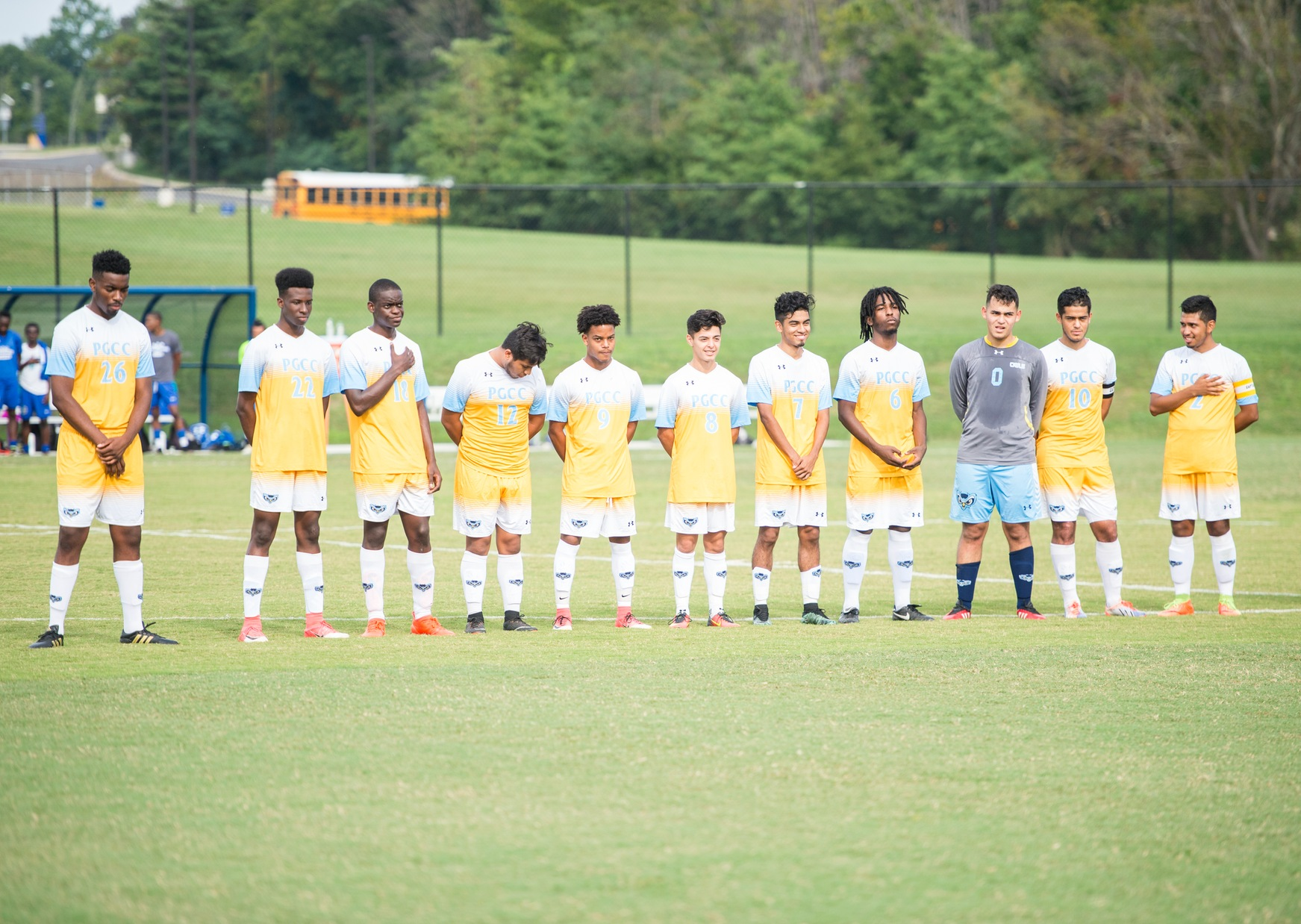 Prince George's Men's Soccer Ranked Ninth In NJCAA Division III Men's Soccer Rankings