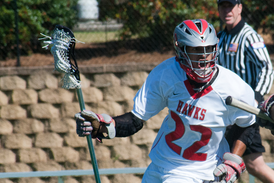 Huntingdon men's lacrosse closes out first season with a win