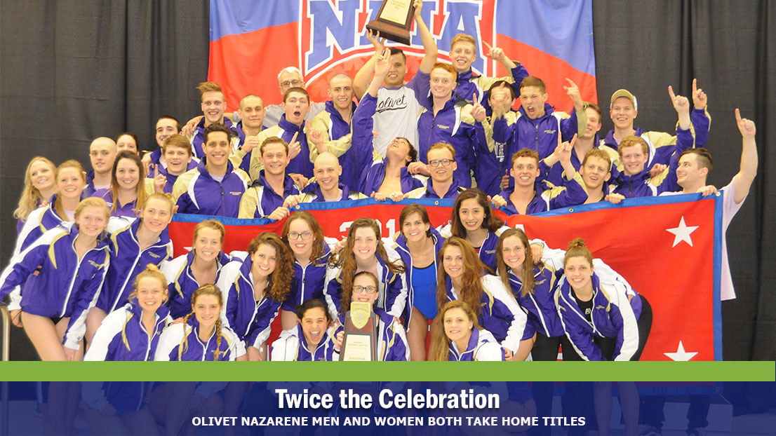 2017 NAIA Men's and Women's Swimming & Diving National Championships