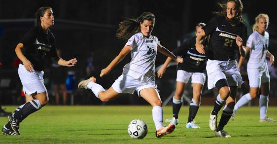 Second-Half Goals Down Bobcats at USC Aiken, 2-0