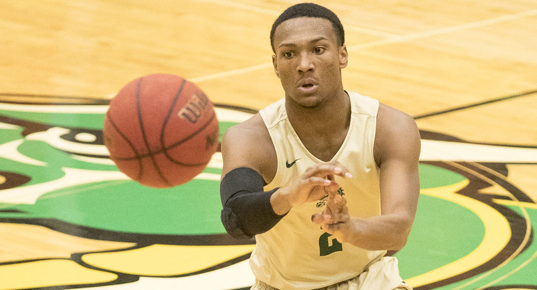 The Dragons defeated the Ohio Dominican Panthers on Friday night 71-67 thanks to a 45-point 2nd that saw Tiffin shoot 51.6% from the field.