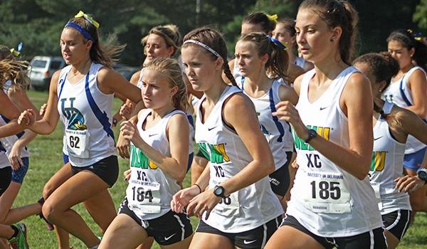 Wilmington Women's Cross Country Take Fifth at Scorching Hot UD Invite; Men's Race Cancelled