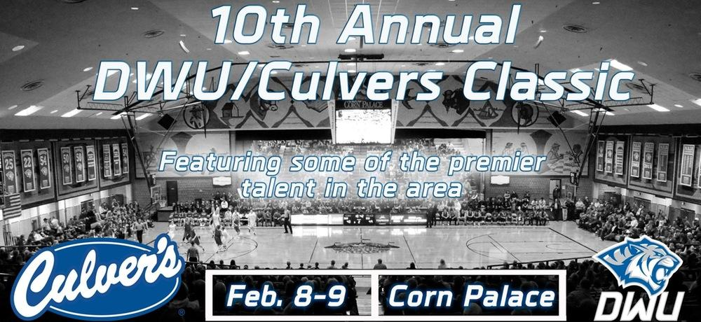 Boy's matchups announced for DWU/Culver's Classic