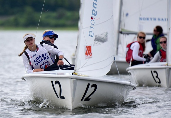 No. 2 Women's Sailing Wins Yale Women's Interconference