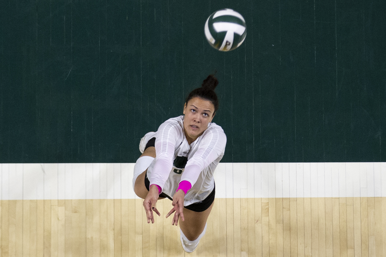 Ohio Volleyball Falls to NIU