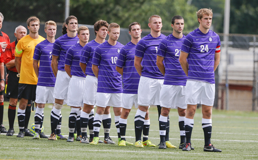 The University of Scranton men's soccer team is ranked 18th in the latest NSCAA Top 25.